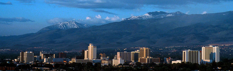 Reno, Nevada Tourist Attractions, Sightseeing and Parks