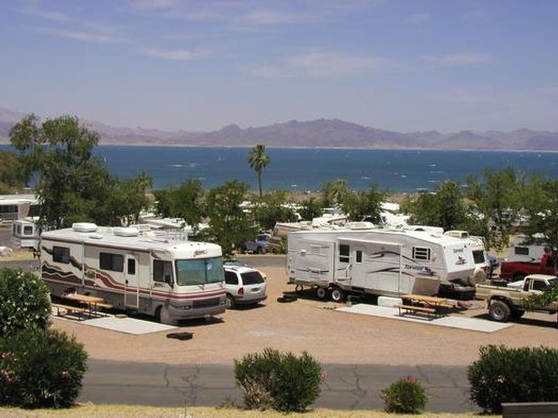 Lake Mead RV Village at Boulder Beach