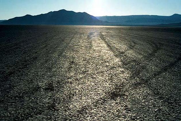 Black Rock Desert Near Gerlach